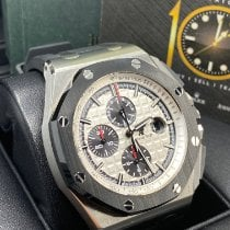Audemars Piguet Royal Oak Offshore Chronograph Steel 44mm Silver No numerals United States of America, Texas, Katy