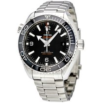 Omega Seamaster Planet Ocean Steel 43.5mm Black Arabic numerals United States of America, Florida, Hollywood
