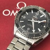 Omega Seamaster Planet Ocean Steel 43.5mm Black Arabic numerals United States of America, Florida, Hollywood