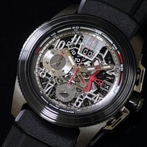 Jaeger-LeCoultre Master Compressor Extreme LAB 2 Tribute to Geophysic Titane