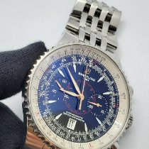 Breitling Montbrillant Légende Steel Black No numerals United States of America, Florida, Miami