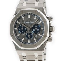 Audemars Piguet Remontage automatique Gris 41mm occasion Royal Oak Chronograph