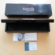 Sothis Steel 42mm Automatic 52/500 pre-owned