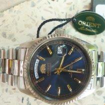 Orient Çelik 36mm Otomatik 2EV03001DY yeni