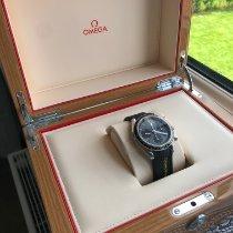 Omega Speedmaster Racing Steel 40mm Black No numerals United Kingdom, Drayton