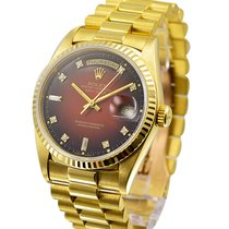 Rolex Day-Date 36mm Red United States of America, California, Beverly Hills