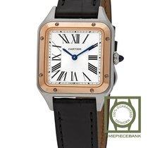 Cartier Santos Dumont W2SA0012 nouveau