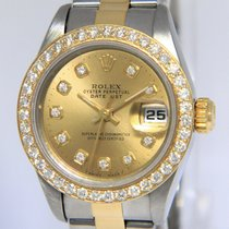 Rolex Lady-Datejust 26mm Champán