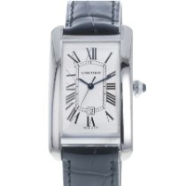 Cartier Tank Américaine 2521 pre-owned