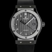 Hublot Ceramic 42mm Automatic 542.CM.1770.RX pre-owned