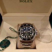 Rolex Sea-Dweller Deepsea 116660 2016 pre-owned