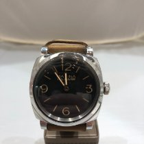 Panerai PAM 00673 Steel 2014 Special Editions 47mm pre-owned