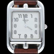 Hermès Cape Cod CC1.210 Muy bueno Acero 23mm Cuarzo