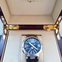 Ulysse Nardin Executive Dual Time Сталь 43mm Синий Россия, Kaliningrad