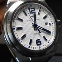 IWC Ingenieur Automatic Steel 45mm White United States of America, North Carolina, Winston Salem