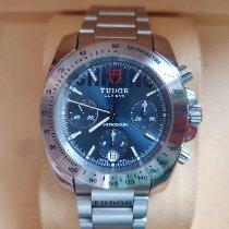 Tudor Sport Chronograph Acier 41mm Sans chiffres
