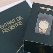 Audemars Piguet Yellow gold 28mm Quartz 66131BA pre-owned