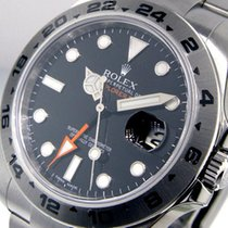 Rolex Explorer II Steel 42mm Black