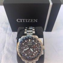 Citizen Promaster Sky nuevo Cuarzo Cronógrafo Reloj con estuche original CC9020-54E