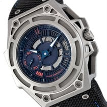 Linde Werdelin Titanium 44mm Automatic A.SLTB.II.1 pre-owned United States of America, Florida, North Miami Beach