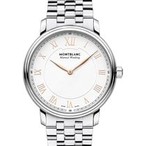 Montblanc Tradition Steel 40mm