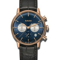Rado Coupole Staal 42mm
