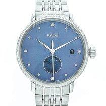 Rado Coupole R22882903 Nieuw Staal 34mm Quartz