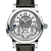 Montblanc 102337 Staal 2021 Nicolas Rieussec 43mm nieuw