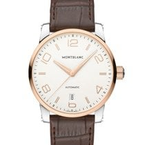 Montblanc 39mm Automatic 110330 new
