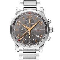 Montblanc Timewalker 107303 Nuevo Acero 43mm Automático