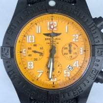 Breitling Avenger Hurricane 45mm Yellow Arabic numerals