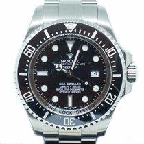 Rolex Sea-Dweller Deepsea 116660 Unworn Steel 44mm Automatic