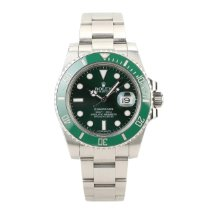 Rolex Submariner 3K019851 Very good Steel 40mm Automatic