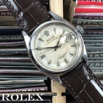 Rolex Oyster Perpetual Date 6534 Very good Steel 35mm Automatic