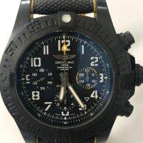 Breitling Avenger Hurricane 45mm Schwarz Arabisch