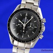 Omega Speedmaster Professional Moonwatch Ατσάλι 41.5mm Μαύρο