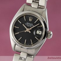Rolex 6916 Acier 1977 Oyster Perpetual Lady Date 26mm occasion