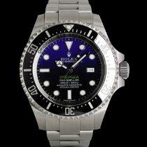 Rolex Sea-Dweller Deepsea Steel 44mm