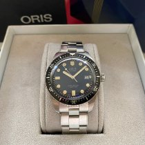 Oris Divers Sixty Five 01 733 7720 4055-07 8 21 18 2019 occasion