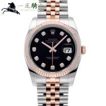 Rolex Datejust 116231G Good Steel 36mm Automatic