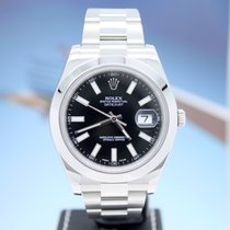Rolex 116300 Steel 2013 Datejust II 41mm pre-owned
