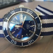 Seiko 5 Sports SNZH53J1 2019 pre-owned