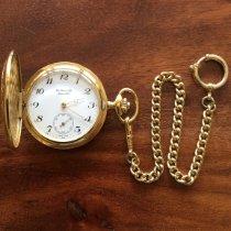 Tissot Sat nov Zuto zlato 50mm Rucno navijanje Sat s originalnom kutijom
