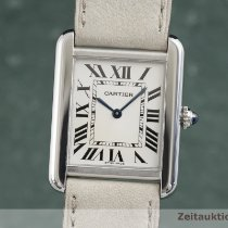 Cartier Tank Solo 2716 2010 pre-owned