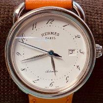 Hermès gebraucht Automatik 33mm Saphirglas 1 ATM