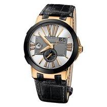 Ulysse Nardin Executive Dual Time 246-00-3-5/421 2020 new