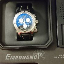 Breitling Emergency new 2005 Watch with original box and original papers A73321