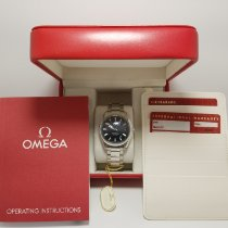 Omega Seamaster Aqua Terra Steel Black No numerals United States of America, New York, New York