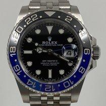 Rolex GMT-Master II 126710BLNR 2020 подержанные