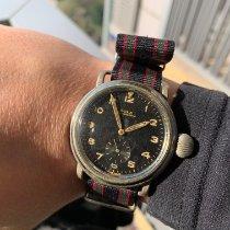 Doxa Steel 40mm Manual winding doxa German military watch pre-owned